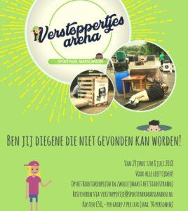 Verstoppertje Zwolle